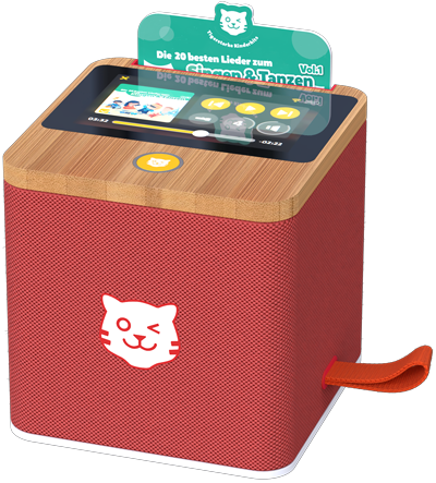 tigerbox TOUCH (rot)
