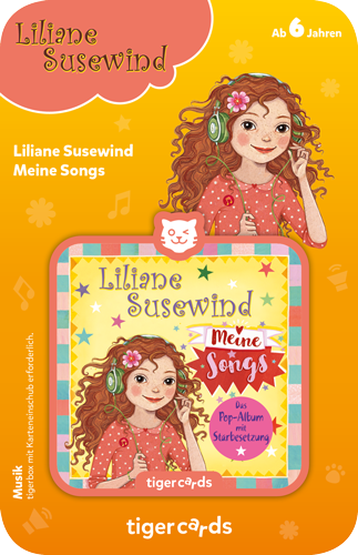 tigercard - Liliane Susewind: Meine Songs
