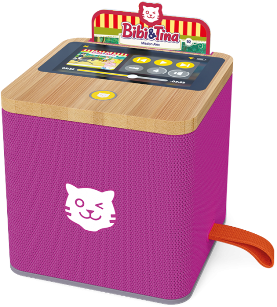 tigerbox TOUCH (lila)